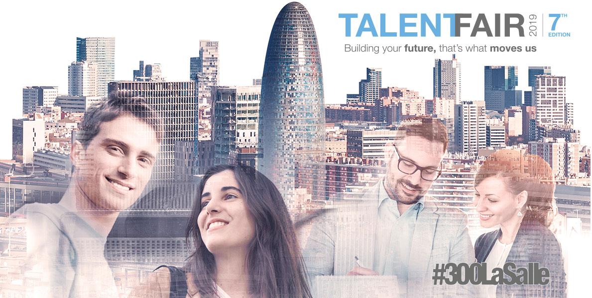 La Salle Talent Fair - Building your future, that's what moves us
