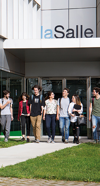 La Salle Campus Barcelona Grados Universitario Oficial